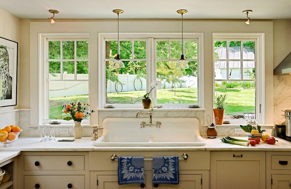 traditionellt-kök1 Vad ska jag göra när du flyttar in i ett nytt hus?