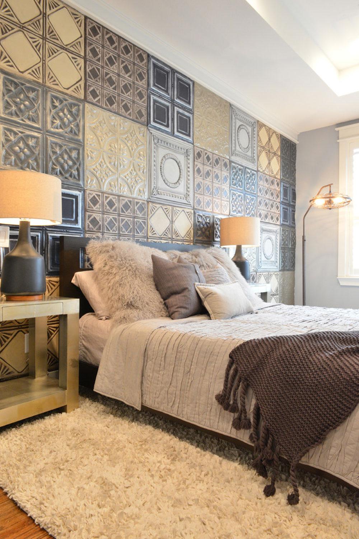 eklektiskt sovrum vad du ska göra om du flyttar in i ett nytt hus