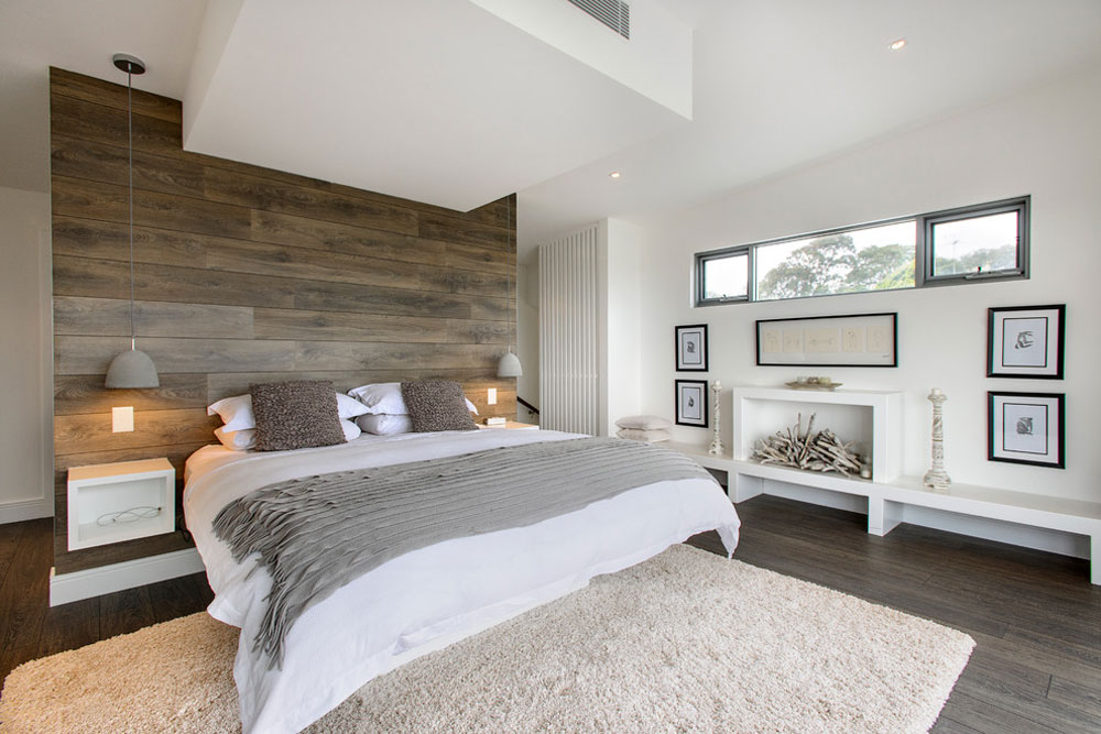 modern-sovrum2 Vad ska jag göra när du flyttar in i ett nytt hus?