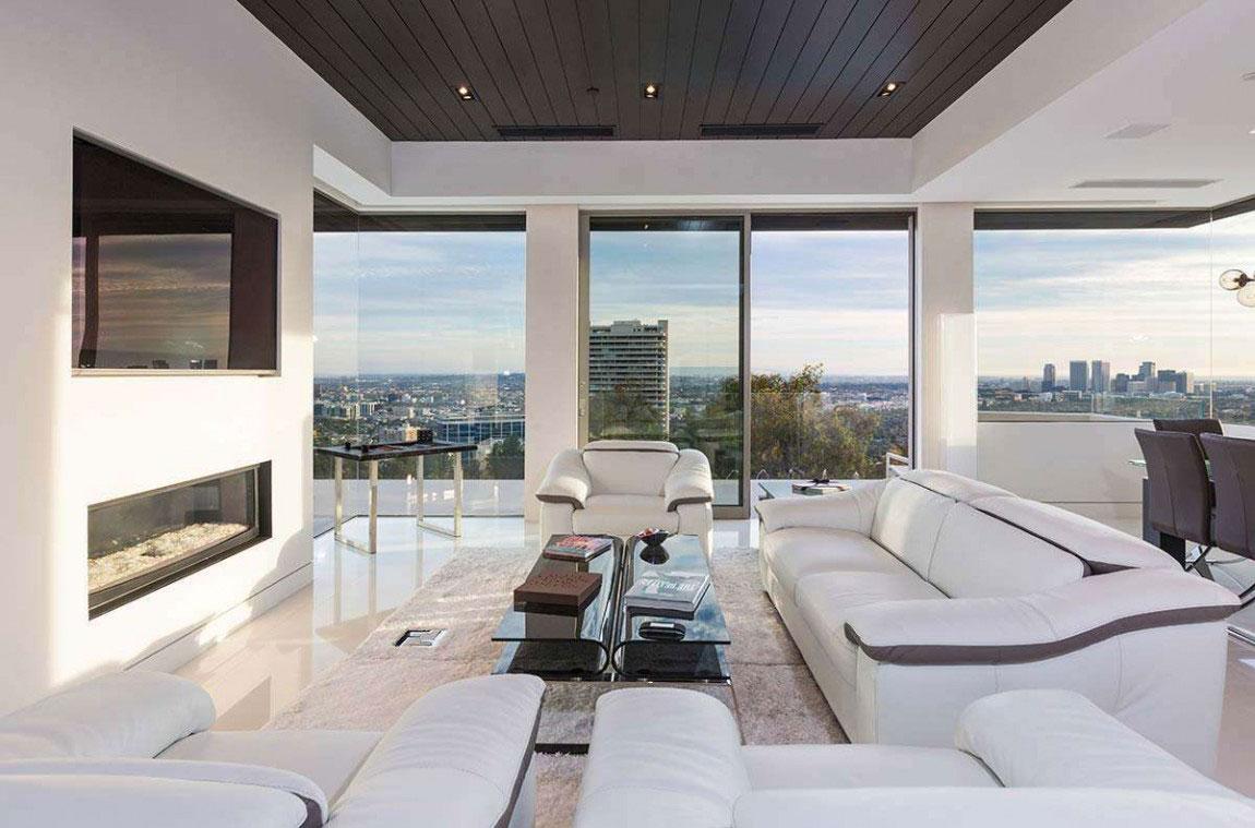 Ett modernt drömhus i Kalifornien med fantastisk utsikt 5 Ett modernt drömhus i Kalifornien med fantastisk utsikt