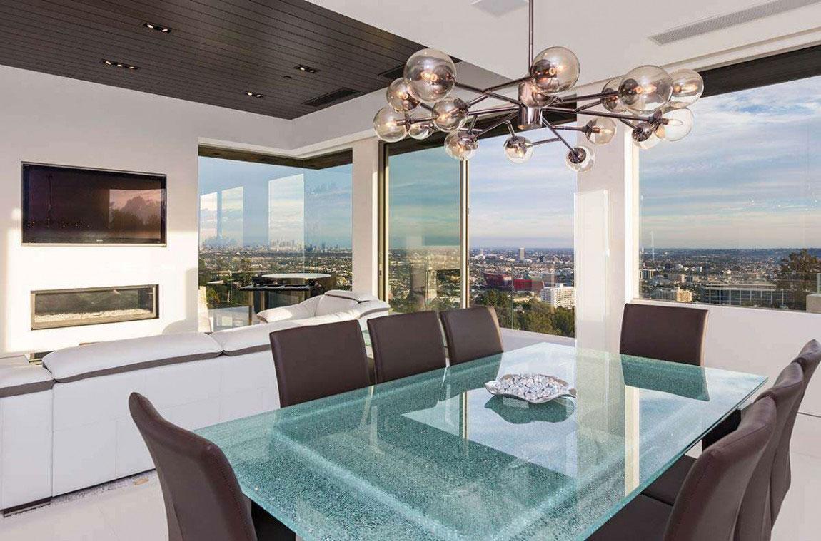 Ett modernt drömhus i Kalifornien med fantastisk utsikt 8 Ett modernt drömhus i Kalifornien med fantastisk utsikt
