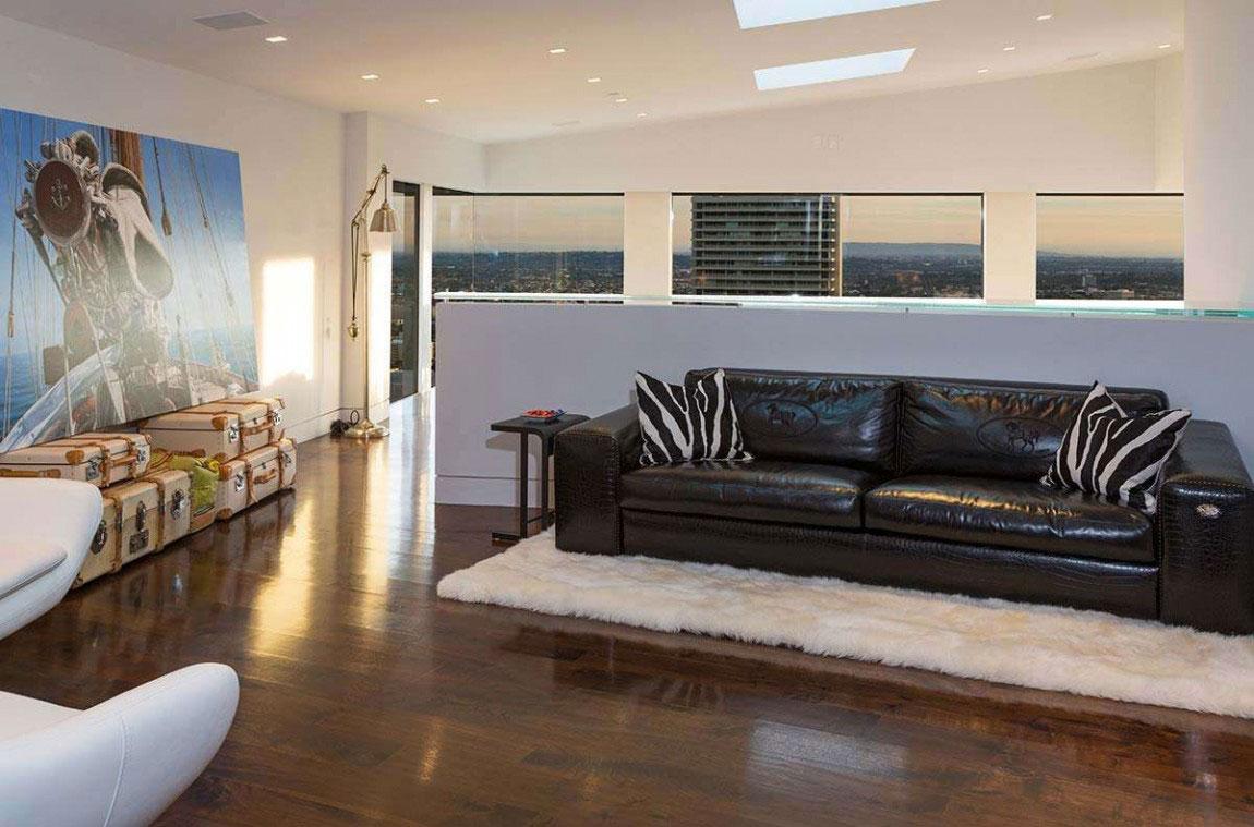 Ett modernt drömhus i Kalifornien med fantastisk utsikt 10 Ett modernt drömhus i Kalifornien med fantastisk utsikt