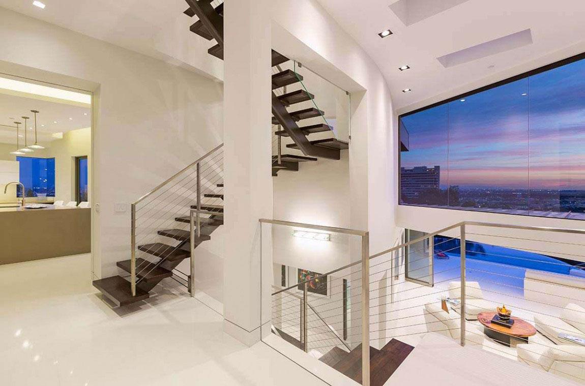 Ett modernt drömhus i Kalifornien med fantastisk utsikt 15 Ett modernt drömhus i Kalifornien med fantastisk utsikt