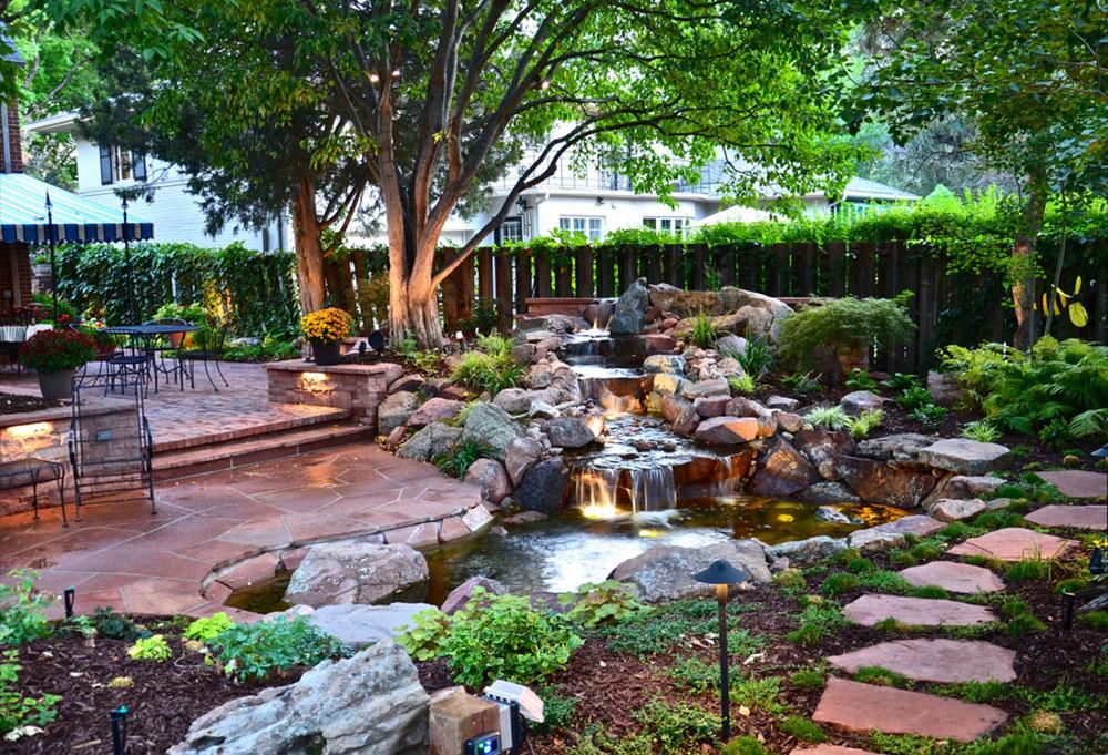 Förbättra-huset-atmosfären-med-bakgård-vattenfall 3 bakgård-vattenfall idéer för att inspirera dig