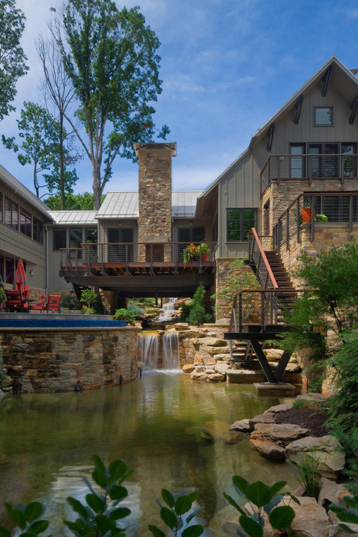 Förbättra din atmosfär med Backyard Waterfalls4 idéer för bakgårdsvattenfall för att inspirera dig