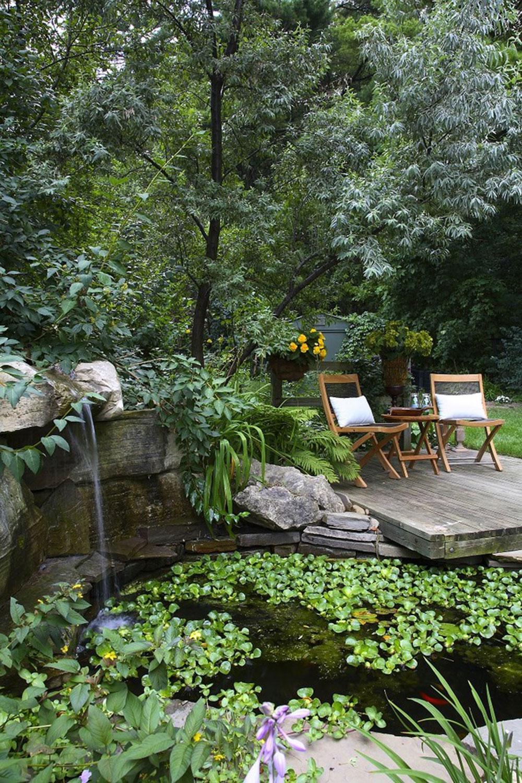 Förbättra din atmosfär med Backyard Waterfalls6 idéer för bakgårdsvattenfall för att inspirera dig