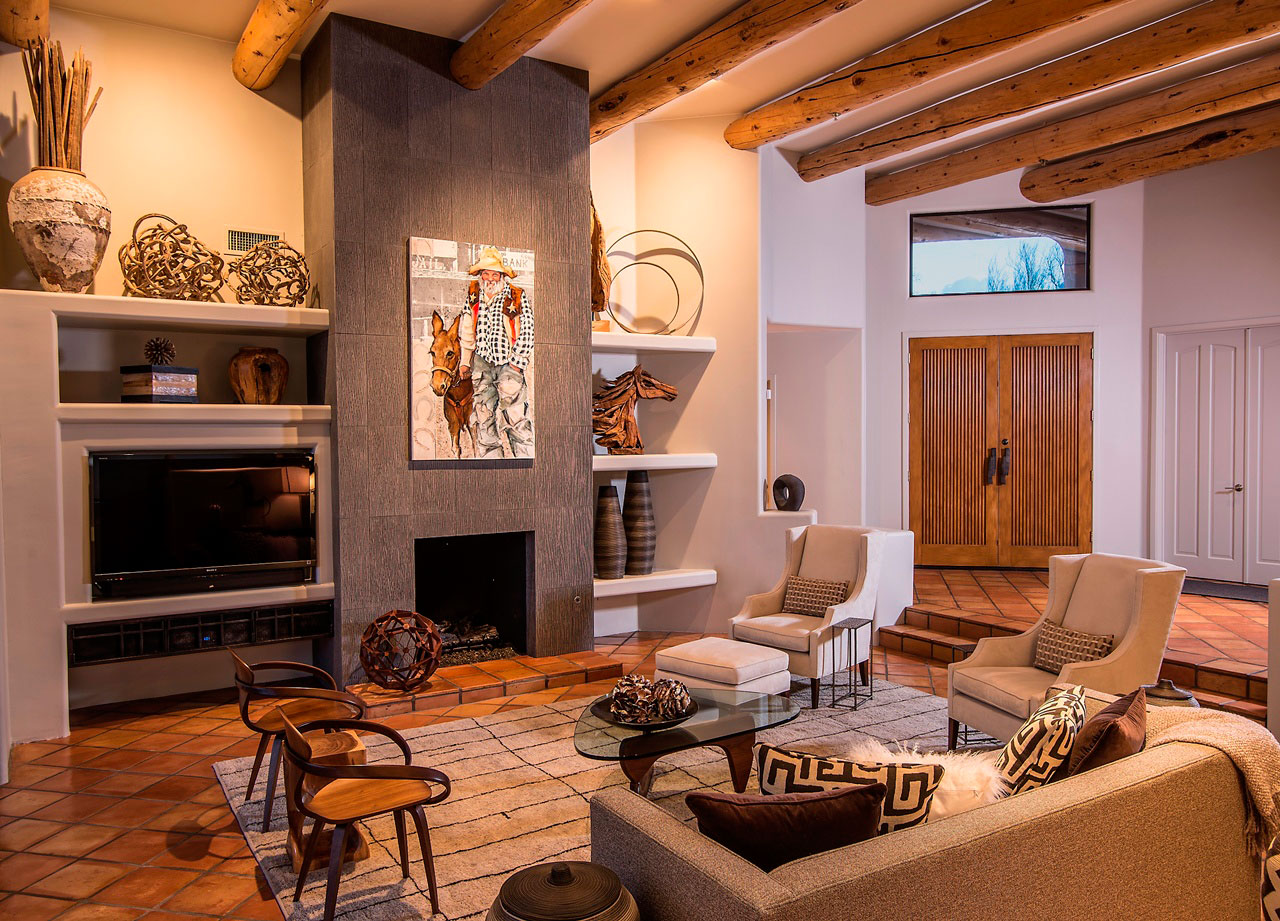 Southwestern-Interior-Design-Style-and-Decor-Ideas-11 Southwestern Interior Design, Style and Decor-Ideas