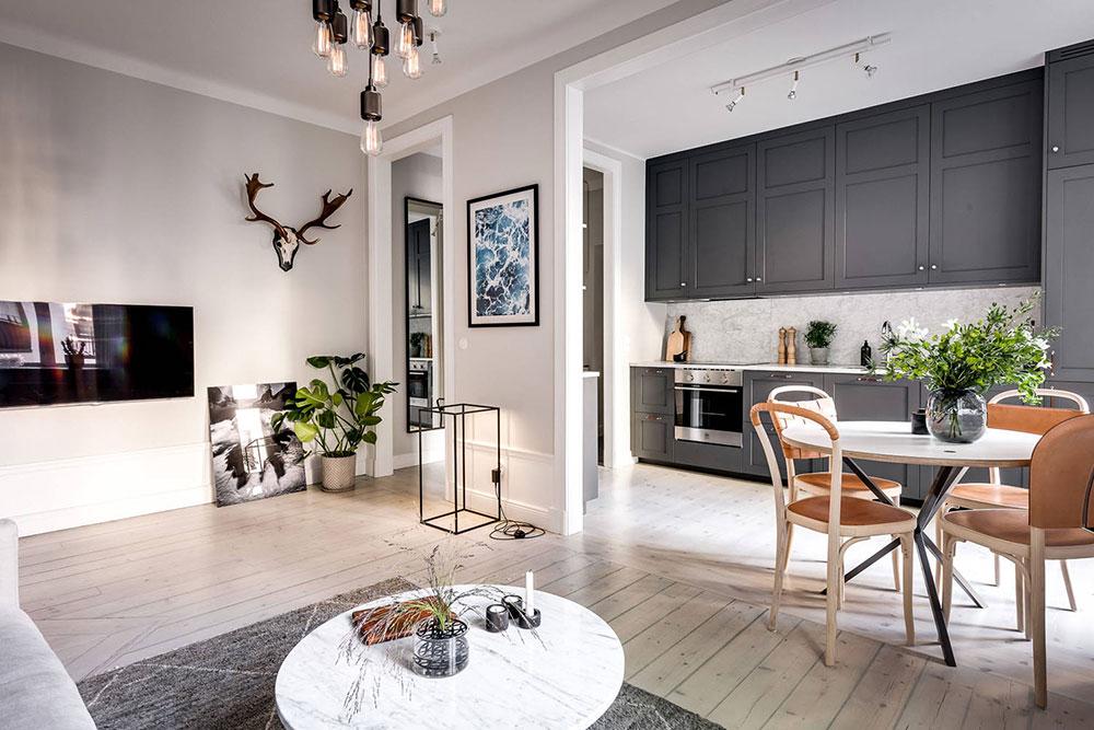 Luxalternativ att överväga innan du nedgraderar en ny lägenhet