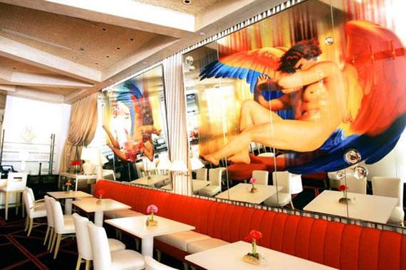 r36 Skyltfönster i kaféer och restauranginredning - 41 exempel