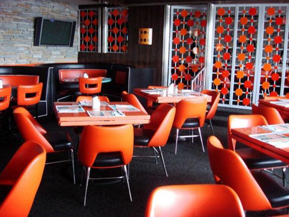 r39 Utställningar för inredning av kaféer och restauranger - 41 exempel