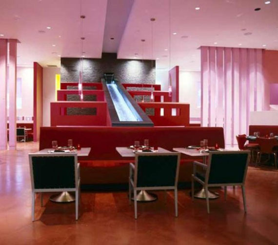 r8 utställningar med inredning av kaféer och restauranger - 41 exempel