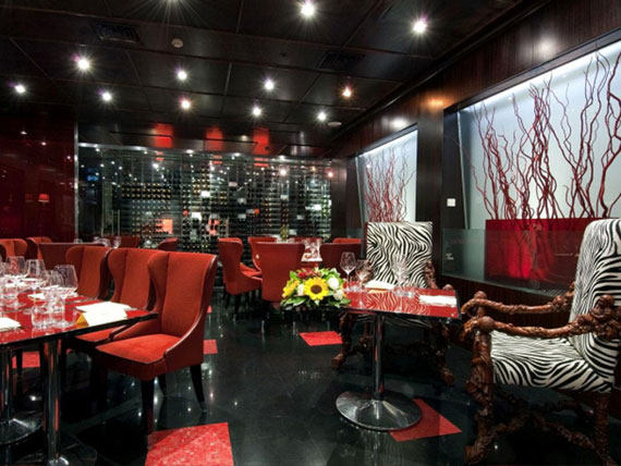 r14 Utställningar för inredning av kaféer och restauranger - 41 exempel