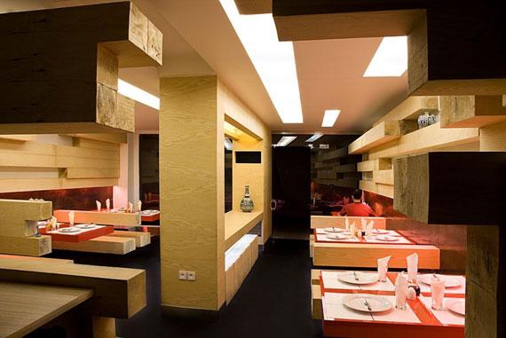 r19 Utställningar för inredning av kaféer och restauranger - 41 exempel