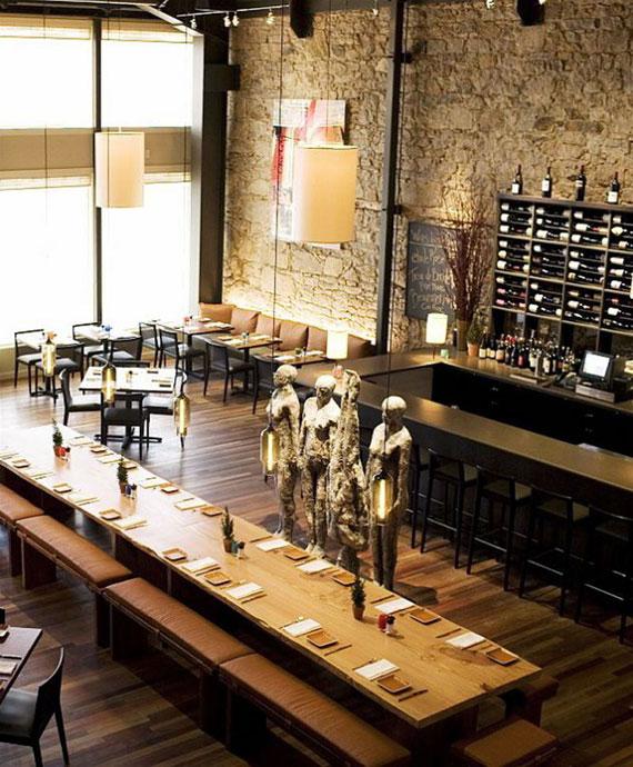 r29 Utställningar för inredning av kaféer och restauranger - 41 exempel