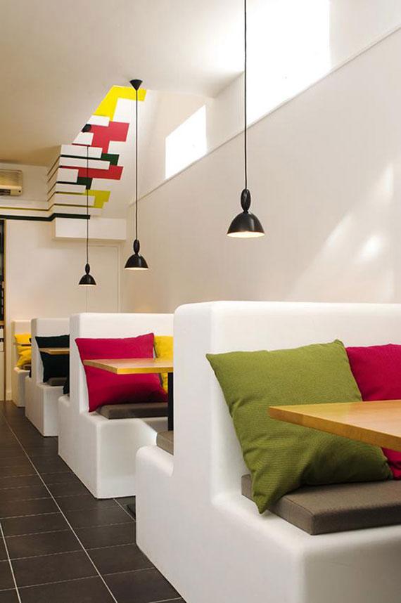 r40 Fönster i kaféer och restauranginredning - 41 exempel