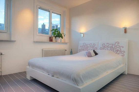 s8 Trevlig Stockholm-lägenhet på översta våningen i en gammal byggnad