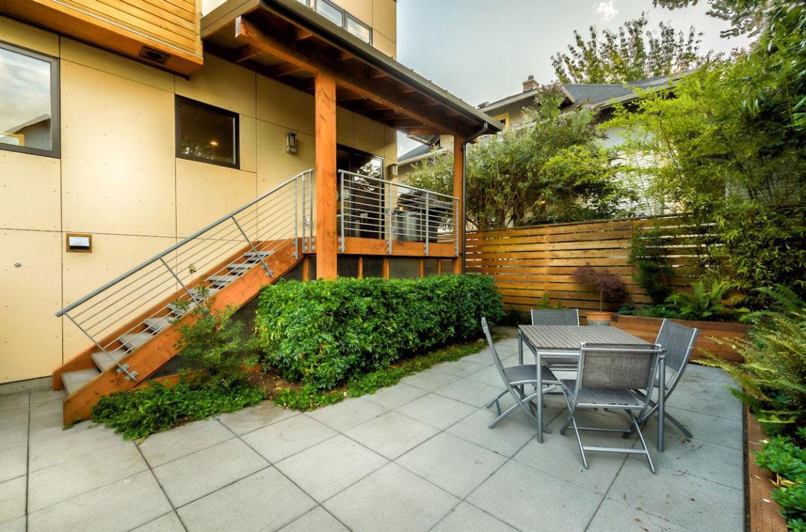 Trevlig ombyggnad av ett hus av grupparkitekter-3 Trevlig ombyggnad av ett hus av grupparkitekter