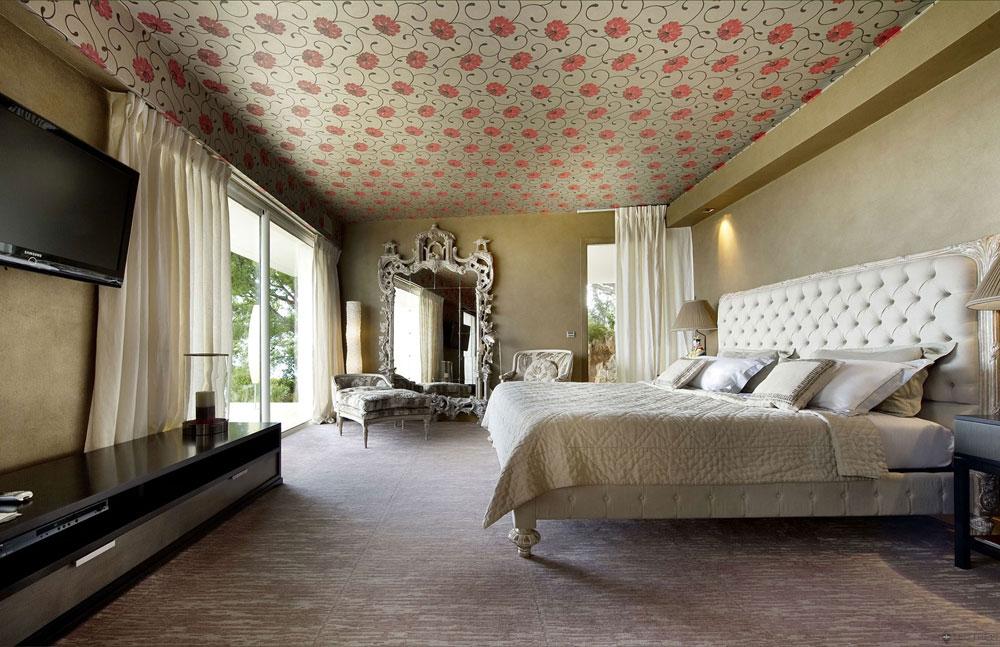 A-chic-collection-of-vintage-bedroom-interiors-1 En chic samling av vintage sovrumsinteriörer