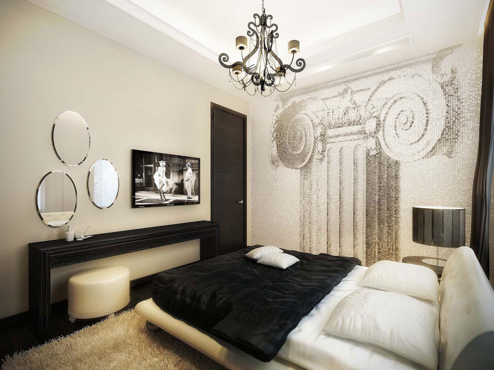 A-chic-collection-of-vintage-bedroom-interiors-7 En chic samling av vintage-sovrumsinteriörer