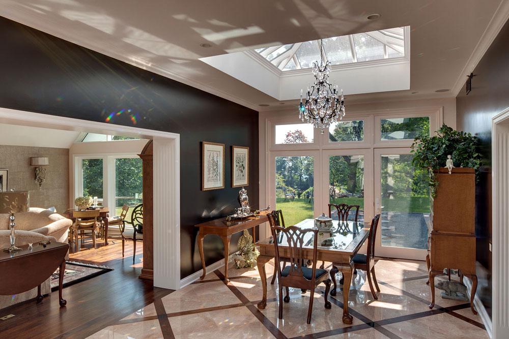 Vardagsrum med takfönster som ger naturligt ljus 12 vardagsrum med takfönster som ger naturligt ljus