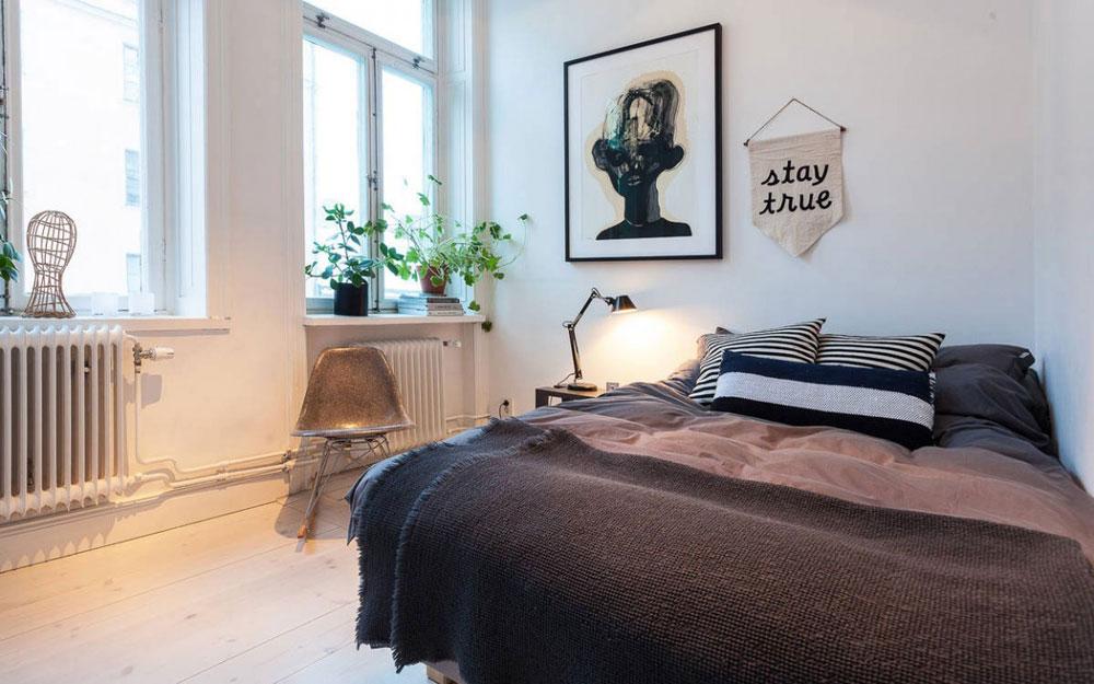 Ny inspiration från de bästa inredningsdesignerna för sovrum 4 Ny inspiration från de bästa inredningsdesignerna för sovrummen