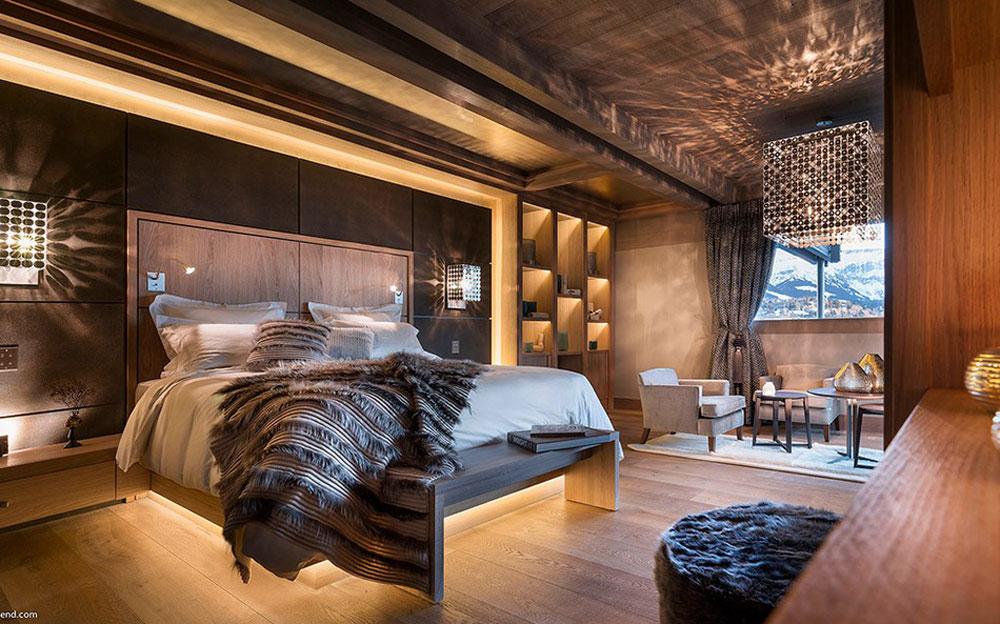 Ny inspiration från de bästa inredningsdesignerna för sovrum 12 Ny inspiration från de bästa inredningsdesignerna för sovrummen