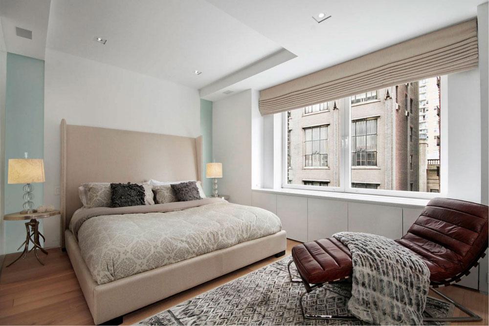 Ny inspiration från de bästa inredningsdesignerna för sovrum 6 Ny inspiration från de bästa inredningsdesignerna för sovrummen