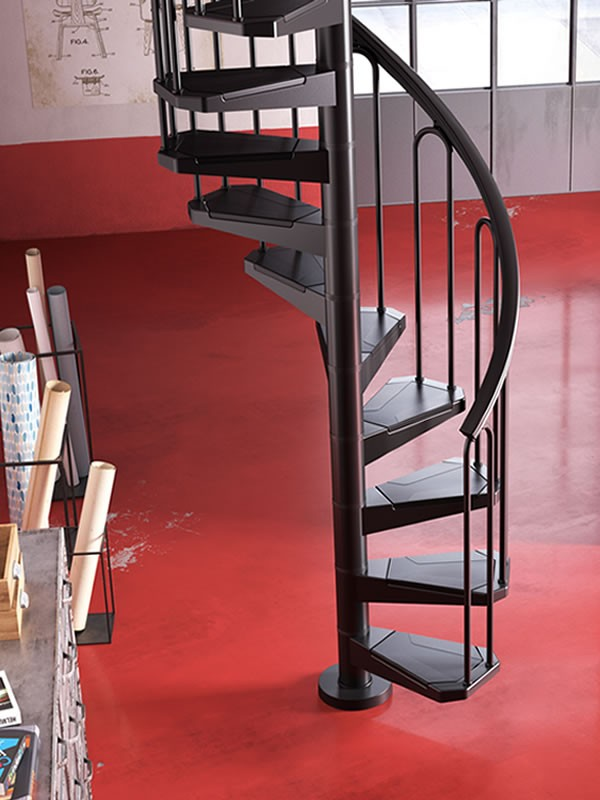 image003 Riktlinjer för att välja rätt trappa för ditt hem
