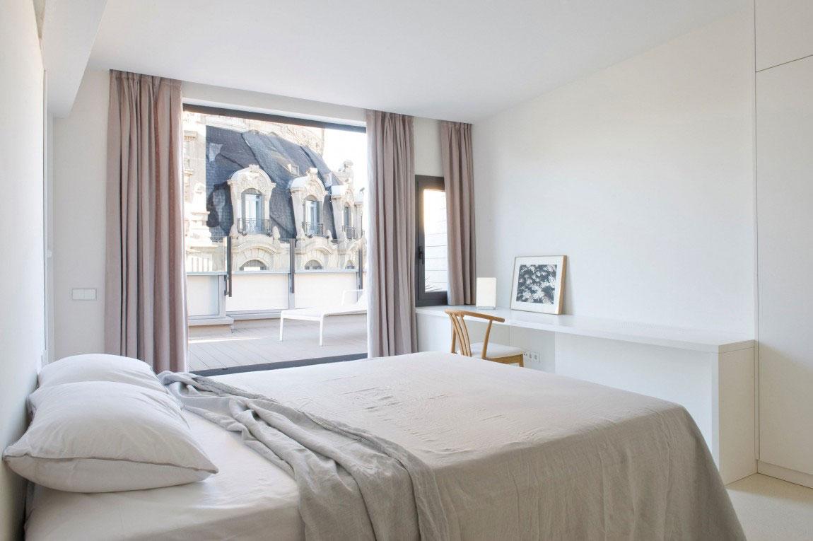 Rymlig takvåning med en fin balans mellan möbler och inredning 13 Rymlig takvåning med en fin balans mellan möbler och inredning