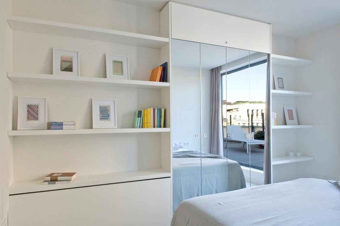 Rymlig takvåning-med-en-fin-balans-mellan-möbler-och-interiör-dekorationer-11 Rymlig takvåning-med-en-fin-balans-mellan-möbler-och-interiör-dekorationer