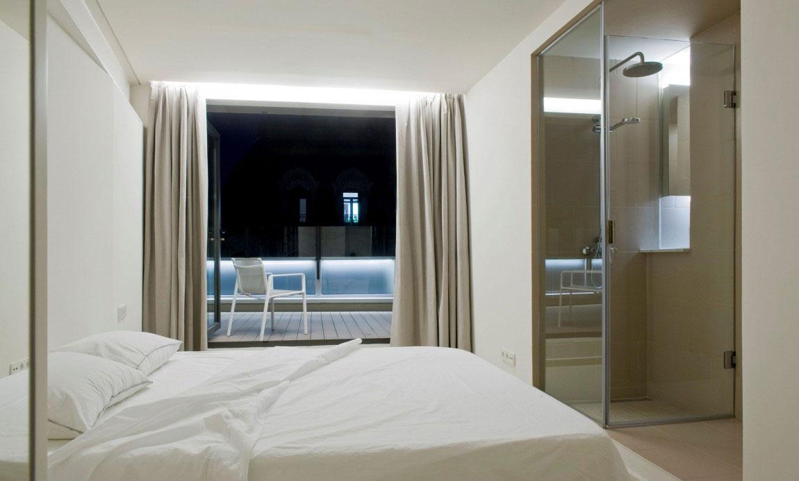 Rymlig takvåning med en fin balans mellan möbler och inredning 15 Rymlig takvåning med en fin balans mellan möbler och inredning