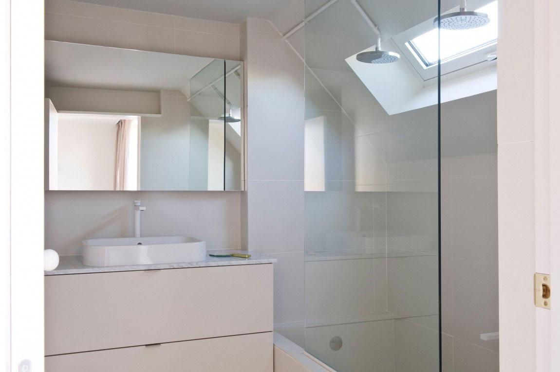 Rymlig takvåning med en fin balans mellan möbler och inredning 14 Rymlig takvåning med en fin balans mellan möbler och inredning