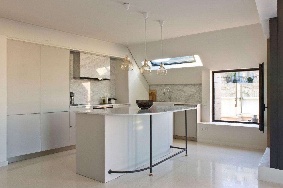 Rymlig takvåning med en fin balans mellan möbler och inredning 5 Rymlig takvåning med en fin balans mellan möbler och inredning