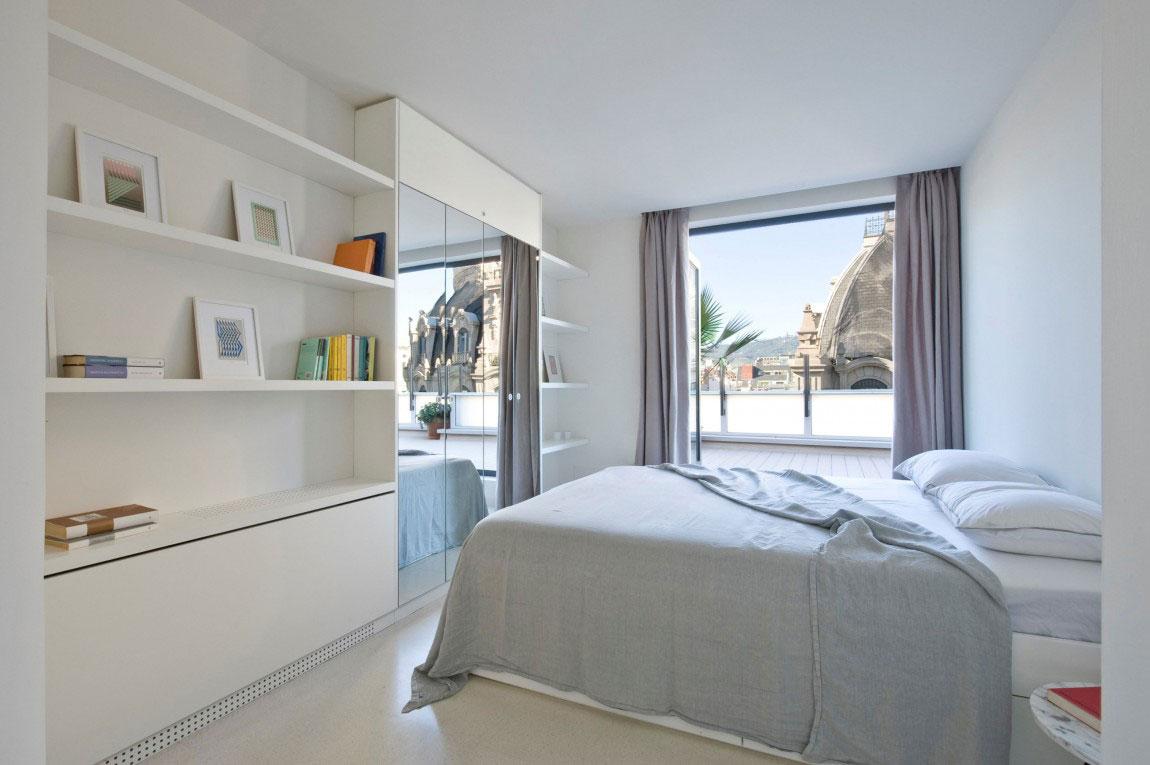 Rymlig takvåning med en fin balans mellan möbler och inredning 9 Rymlig takvåning med en fin balans mellan möbler och inredning