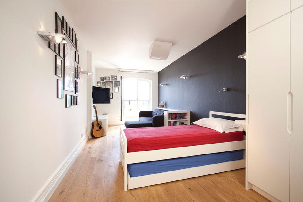 Coola sovrumsmöbler för tonåringar2 Coola sovrumsmöbler för tonåringar