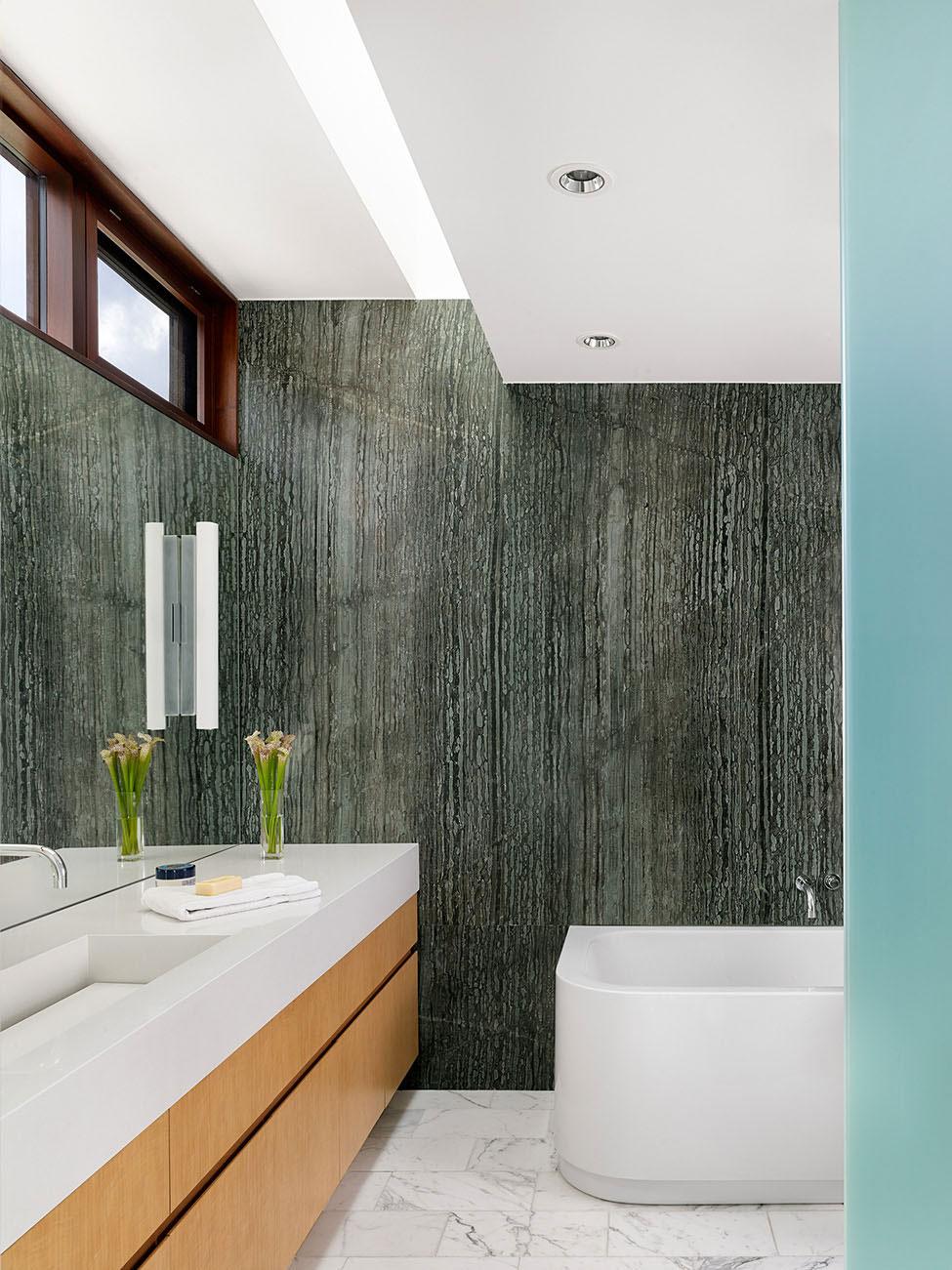 Elegant och bekvämt hem med en blandning av moderna och rustika stilar 12 Elegant och bekvämt hem med en blandning av moderna och rustika stilar