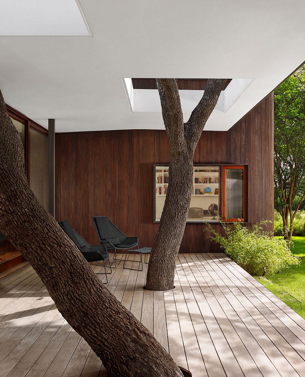 Elegant och bekvämt hem med en blandning av moderna och rustika stilar 5 Elegant och bekvämt hem med en blandning av moderna och rustika stilar
