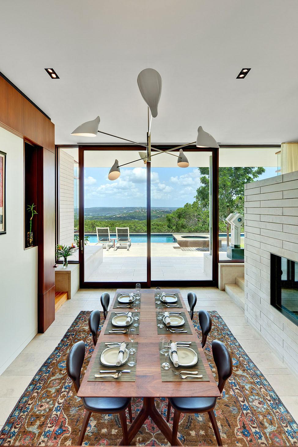 Elegant och bekvämt hem med en blandning av moderna och rustika stilar 11 Elegant och bekvämt hem med en blandning av moderna och rustika stilar
