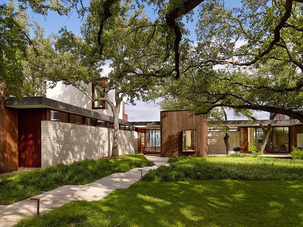 Elegant och bekvämt hem med en blandning av moderna och rustika stilar 2 Elegant och bekvämt hem med en blandning av moderna och rustika stilar