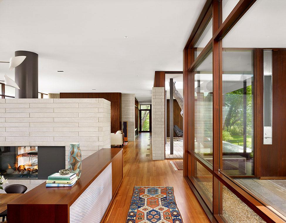 Elegant och bekvämt hem med en blandning av moderna och rustika stilar 3 Elegant och bekvämt hem med en blandning av moderna och rustika stilar