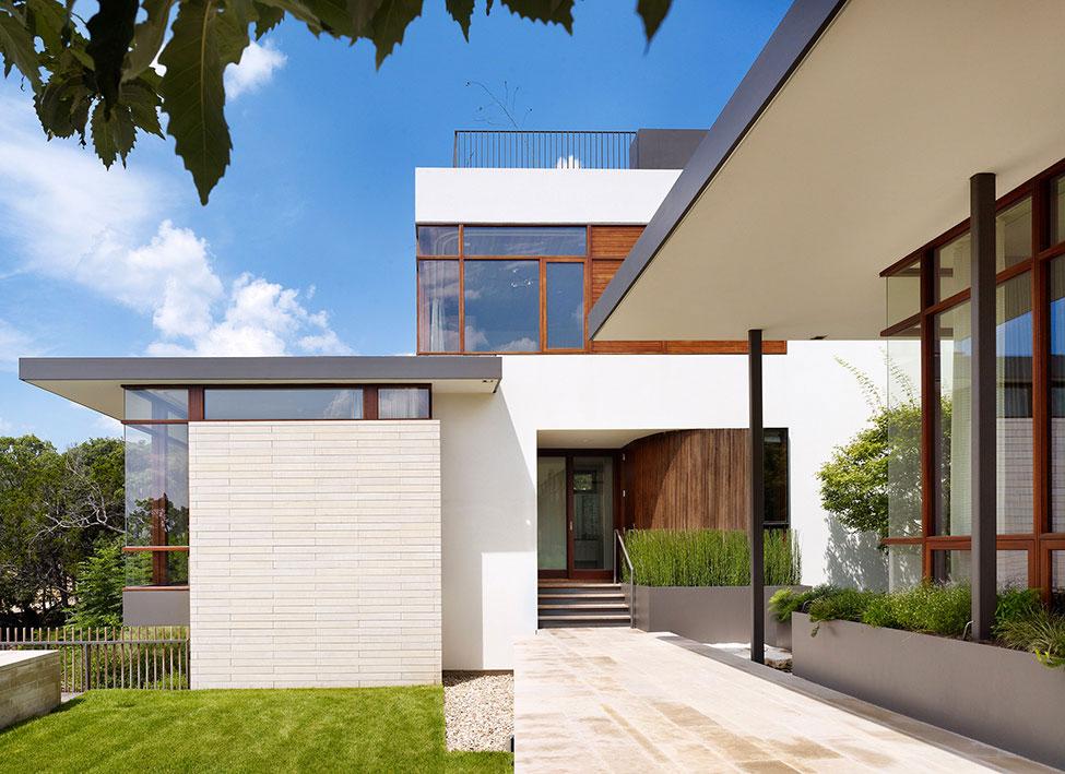 Elegant och bekvämt hem med en blandning av moderna och rustika stilar 16 Elegant och bekvämt hem med en blandning av moderna och rustika stilar