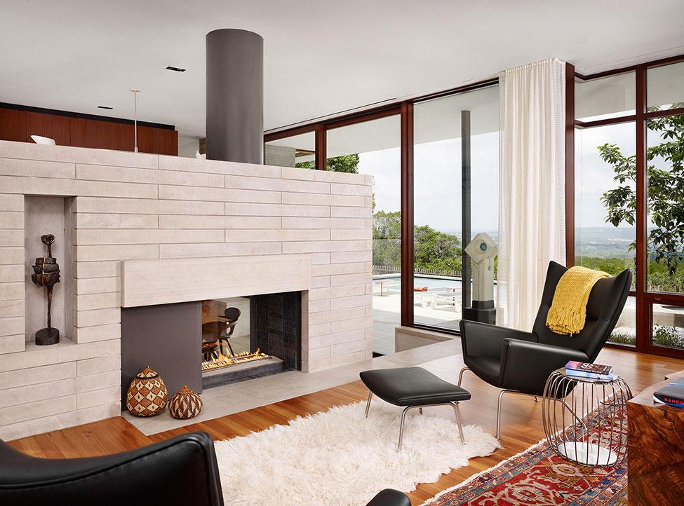 Elegant och bekvämt hem med en blandning av moderna och rustika stilar 6 Elegant och bekvämt hem med en blandning av moderna och rustika stilar