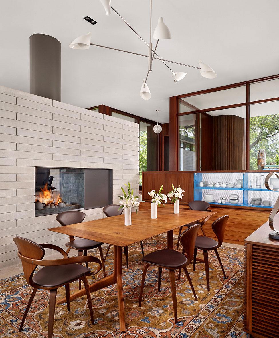 Elegant och bekvämt hem med en blandning av moderna och rustika stilar 10 Elegant och bekvämt hem med en blandning av moderna och rustika stilar