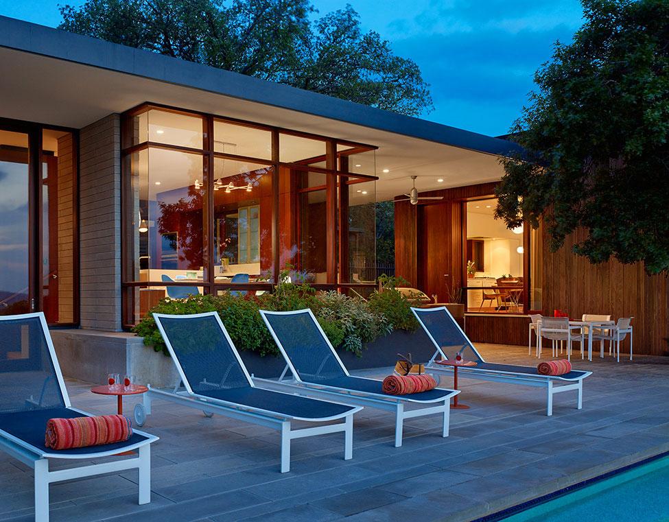 Elegant och bekvämt hem med en blandning av moderna och rustika stilar 13 Elegant och bekvämt hem med en blandning av moderna och rustika stilar