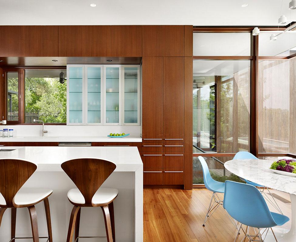 Elegant och bekvämt hem med en blandning av moderna och rustika stilar 8 Elegant och bekvämt hem med en blandning av moderna och rustika stilar