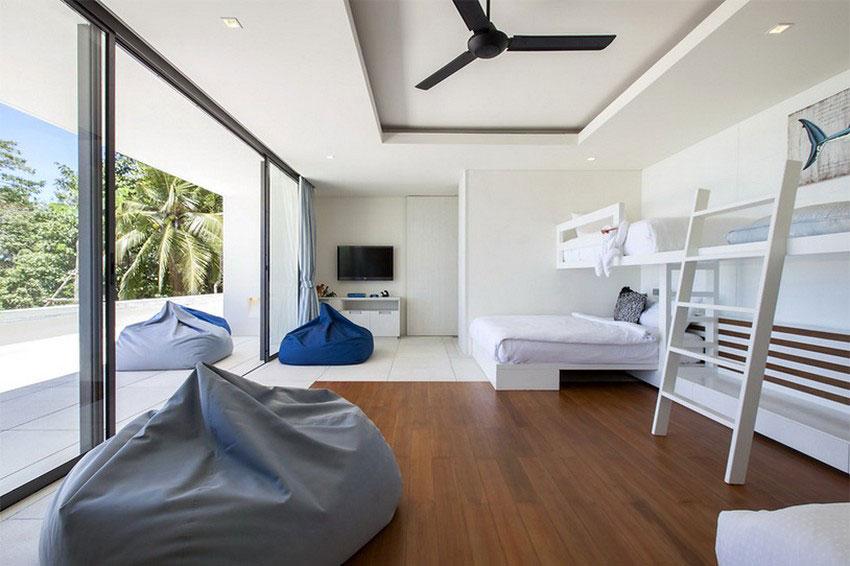 Modern-Tropical-VIlla-12 Modern tropisk VIlla med en enorm, glittrande pool
