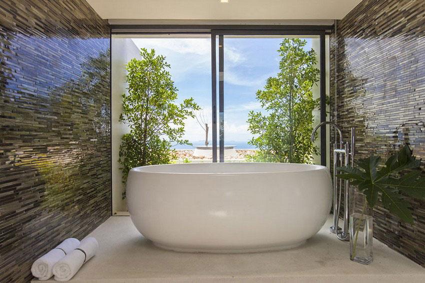 Modern-Tropical-VIlla-13 Modern tropisk VIlla med en enorm, glittrande pool