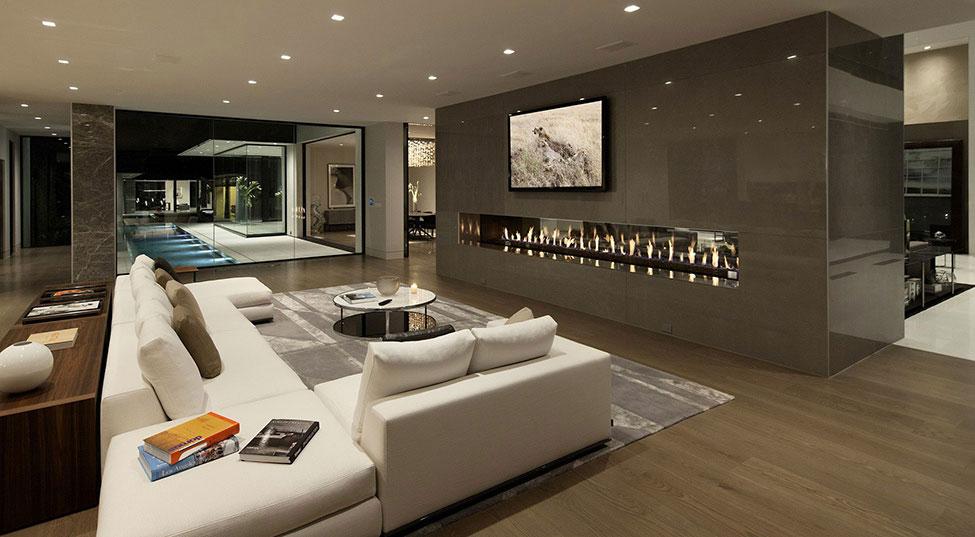 Sunset-Strip-Residence-3 hus med vacker arkitektur och inredning av McClean Design