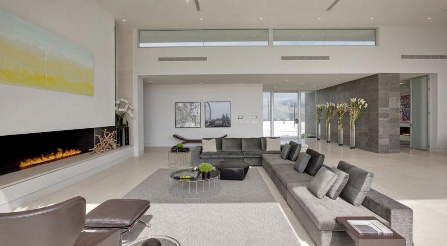 Beverly Hills Home 3 Homes med vacker arkitektur och interiörer av McClean Design