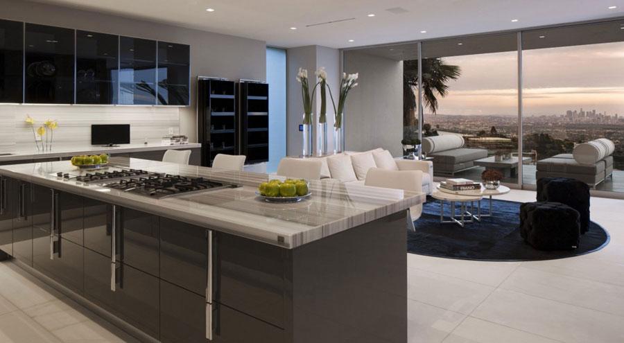 Oriole Way 1 hus med vacker arkitektur och inredning av McClean Design
